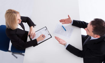 ¿Cómo afrontar una entrevista de trabajo?